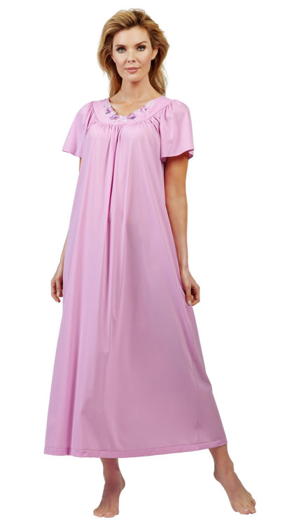 long plus size night gowns