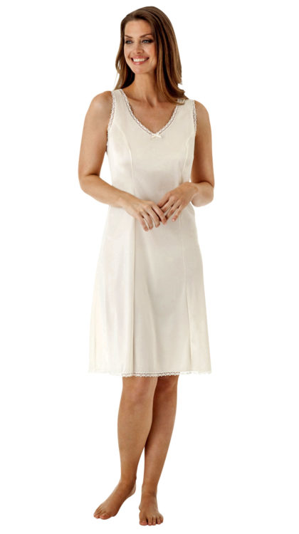 Velrose® Wide Strap Dress Slip