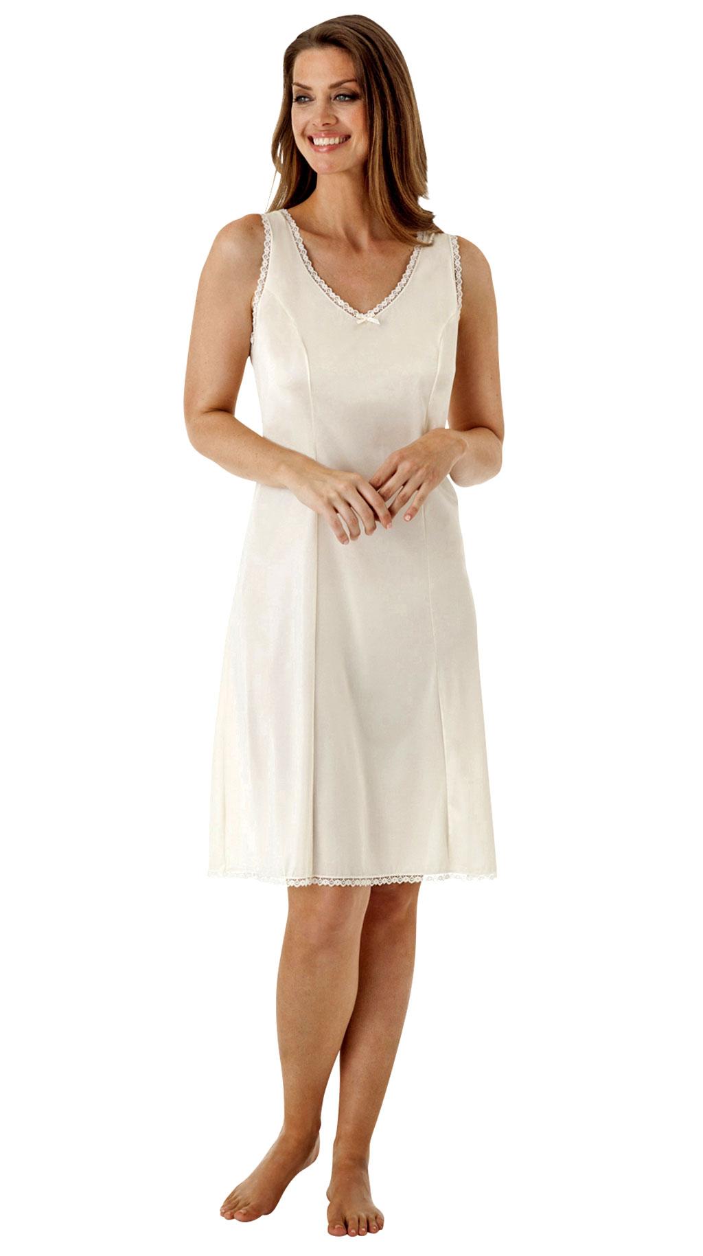Velrose® Wide Strap Dress Slip