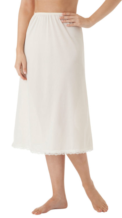 Velrose® Nylon Lace Half Slip