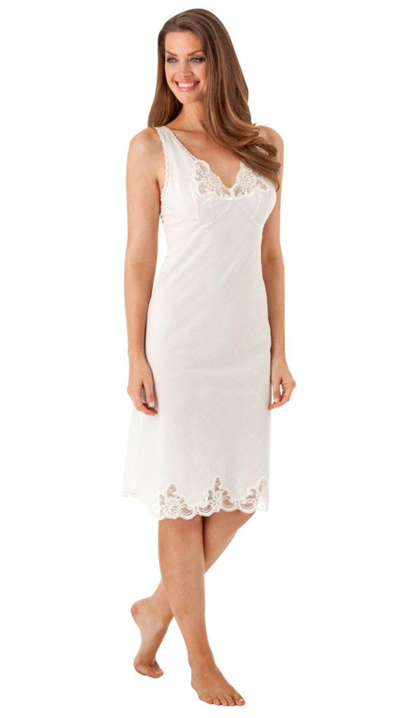Velrose® Cotton Batiste Full Slip