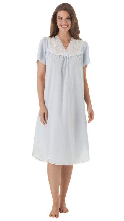 Velrose® Cotton Batiste Nightgown
