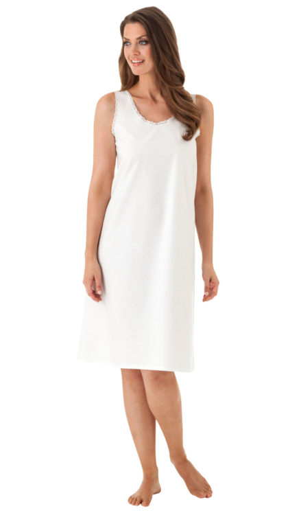 Velrose® Cotton Dress Slip