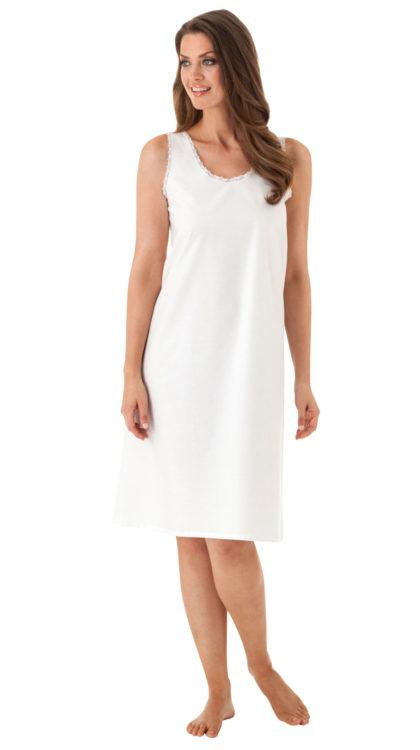 Velrose® Cotton Dress Slip