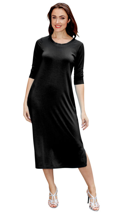 Shadowline® 3/4 Sleeve Nightgown