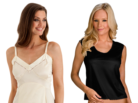Shadowline® Adjustable Strap Camisole
