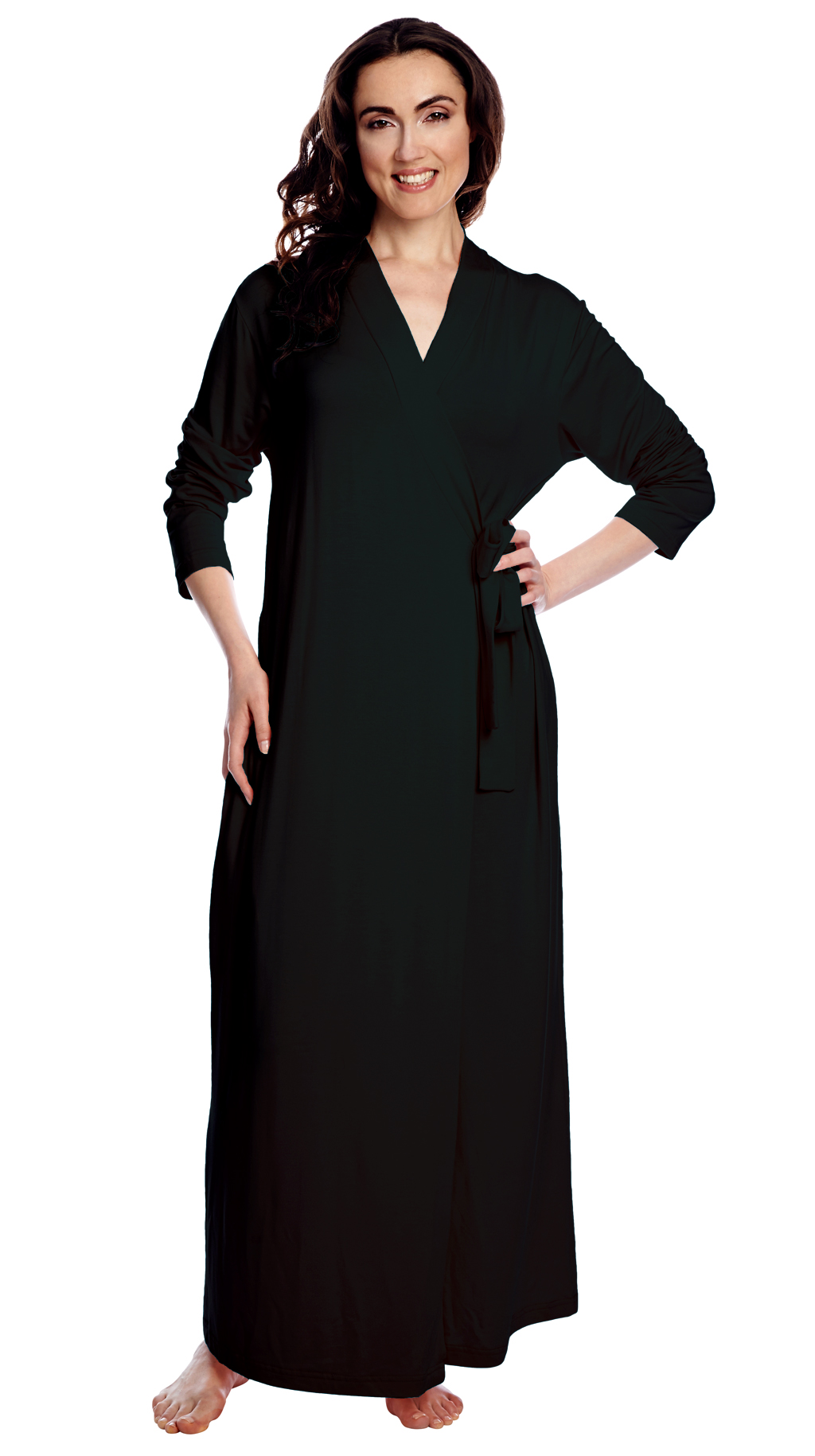 Black Robe for Women