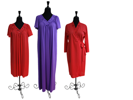 Shadowline® Short V-Neck Nightgown