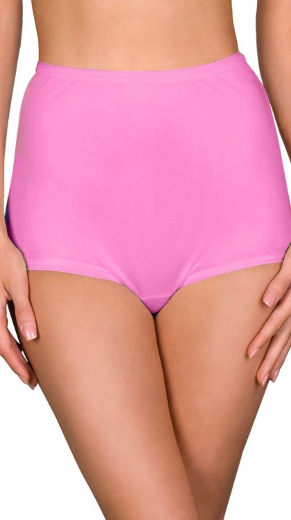 pink high waisted panties