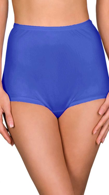 blue high waisted panties