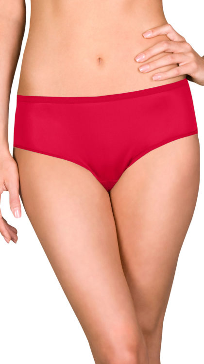 red women's briefs