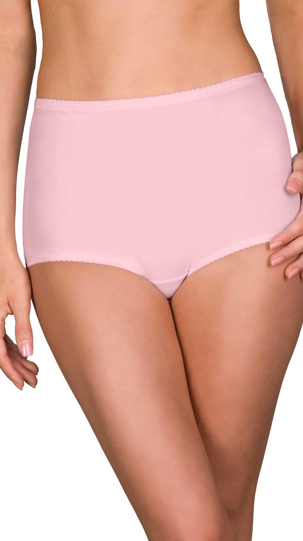 pink high cut panties