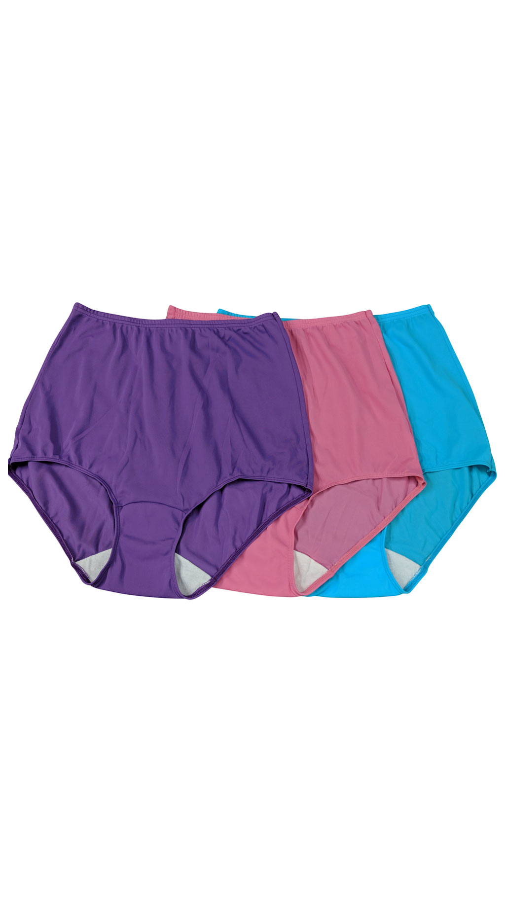 3 pack high waisted underwear