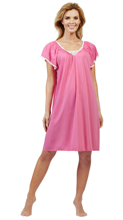 feminine night gowns