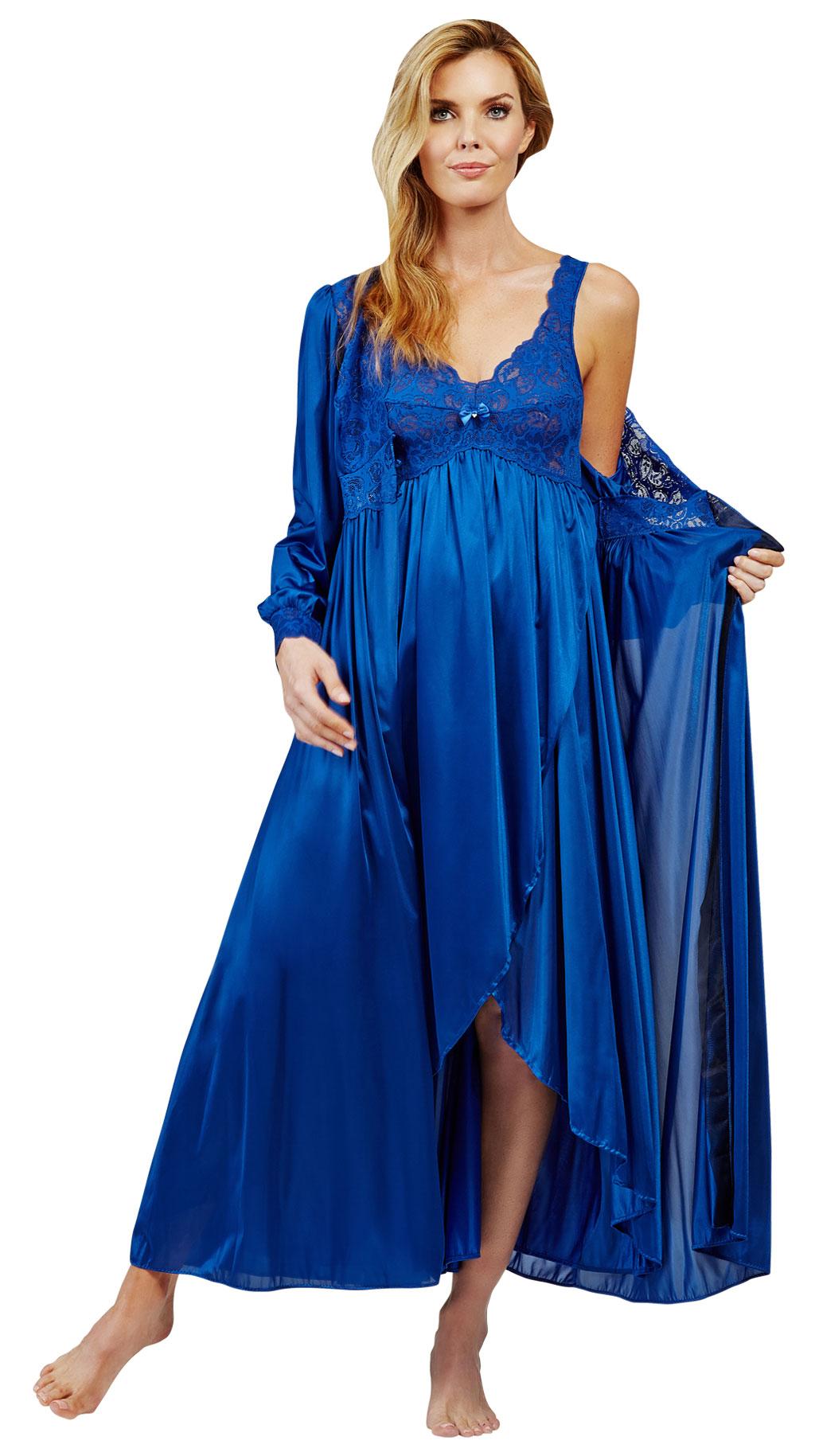 womens silk bath robes